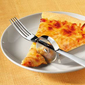 Pizza Fork And Cutter